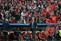 Benfica lisabon - Bayern Mnichov: Pep Guardiola