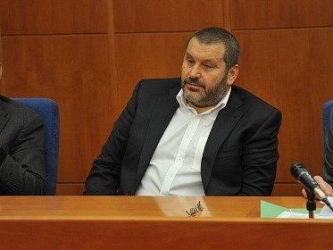 Bývalý senátor Alexandr Novák