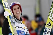 Gregor Schlierenzauer vyhrál druhý díl Turné čtyř můstků v Garmisch-Partenkirchenu.