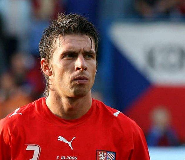 Fotbalista  Zdeněk Grygera