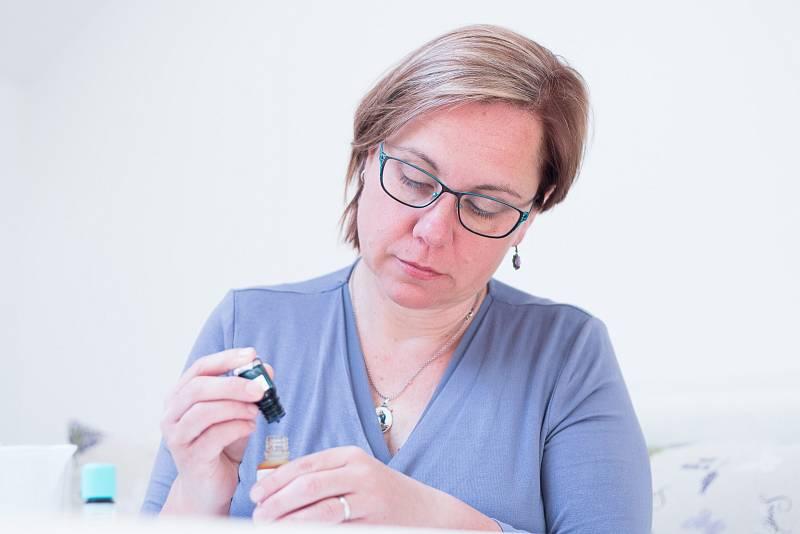 Aromaterapeutka Ludmila Kotalíková