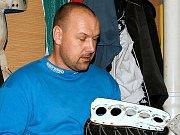 Ladislav Kišš vraždil 15. listopadu 2008. U soudu dostal třináct let