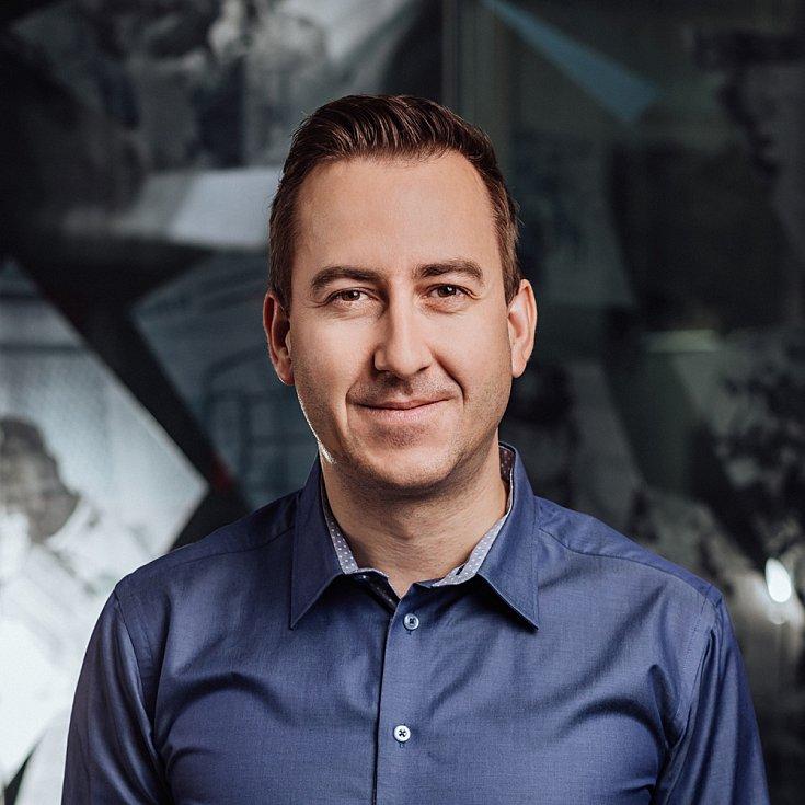 Martin Hájek, spolumajitel společnosti Livesport