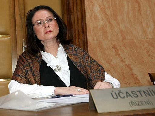 Ústavní soud odročil jednání o balíčku škrtů v sociální oblasti na 22. února. Na příštím jednání vyslechne předsedkyni Poslanecké sněmovny Miroslavu Němcovou (ODS).