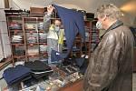 Prodejna oblečení v Jihlavě