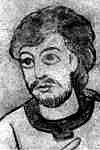 Jaromírův mladší bratr Oldřich, vyobrazení ze Zbraslavské kroniky