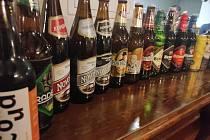 Pivní speciály.