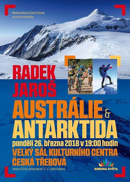 Radek Jaroš: Koruna světa: Austrálie a Antarktida