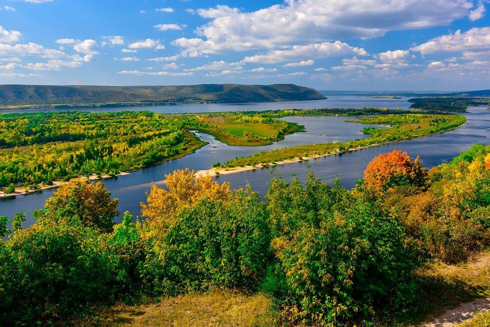Řeka Volha má i stinnou stránku, v její blízkosti vraždil muž, kterému se přezdívá Maniak od Volhy.