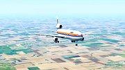 Let United Airlines 232, počítačová simulace
