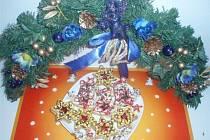 vánoční cukrovíčko ručně vyrobené
