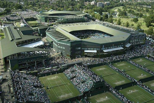 Wimbledon - stadion