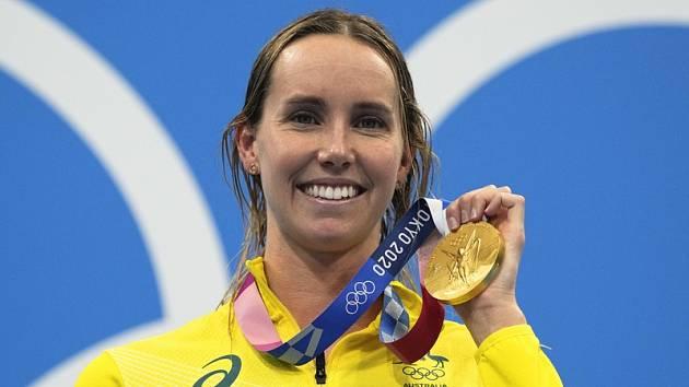 Australská plavkyně Emma Mckeonová