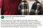 Příspěvek, který 18. října nasdílel na svůj Facebook europoslanec Hynek Blaško. Jde o čtyři měsíce starou lež