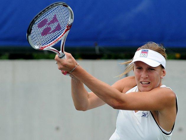 Nicole Vaidišová na olympijských hrách v Pekingu