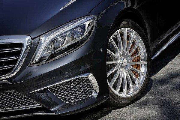 Mercedes-Benz S65 AMG.