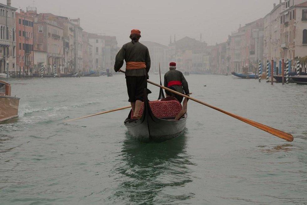 Il Boemo. Natáčení v Benátkách