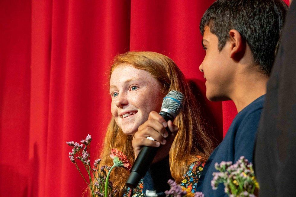 Daisy Axon a Wesley Patten na festivalu Berlinale