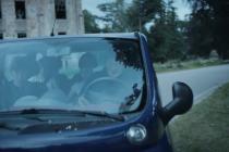Pavla Tomicová řídila Fiat Multipla