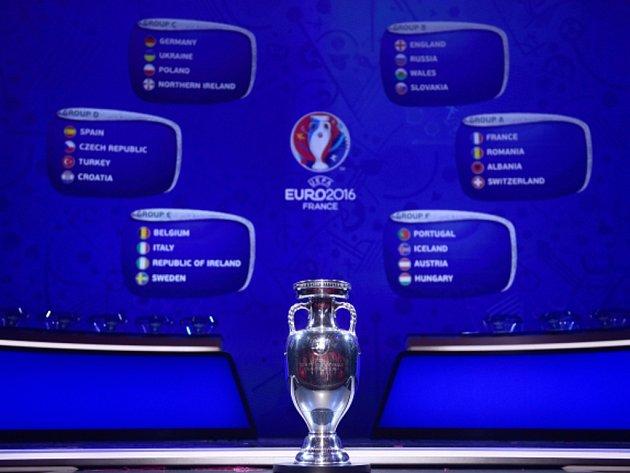 Los fotbalového mistrovství Evropy 2016.