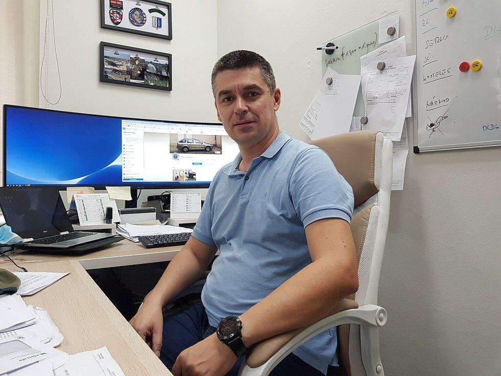 David Tuček, jednatel společnosti 1. Koronerská. Foto: archiv
