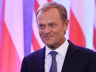 Polský premiér Donald Tusk.