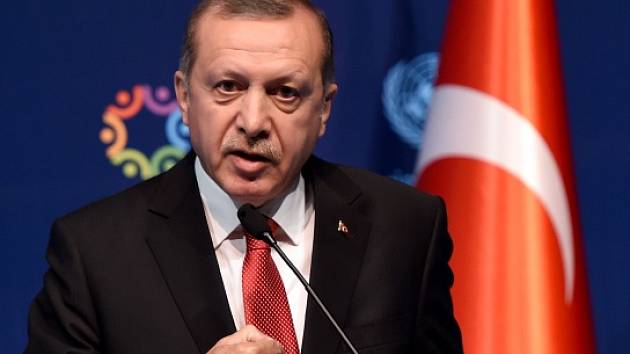 Prezident Recep Tayyip Erdogan