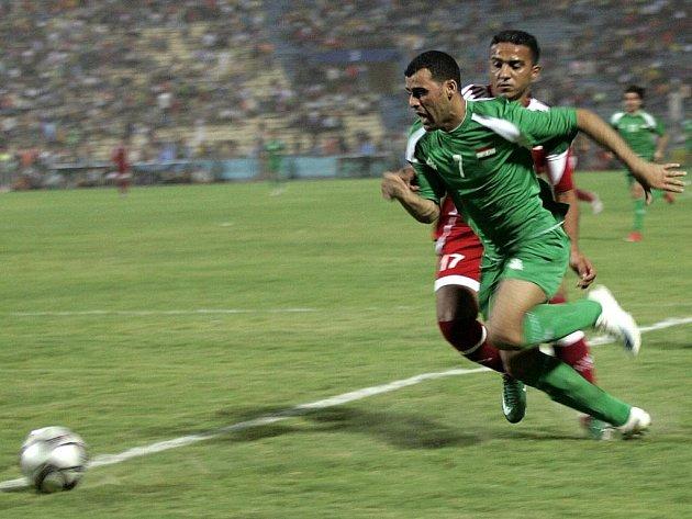 V Baghdádu hrála po šesti letech domácí reprezentace.