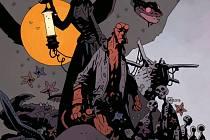 Mike Mignola, Gary Gianni: Hellboy: Vstříc mrtvým vodám