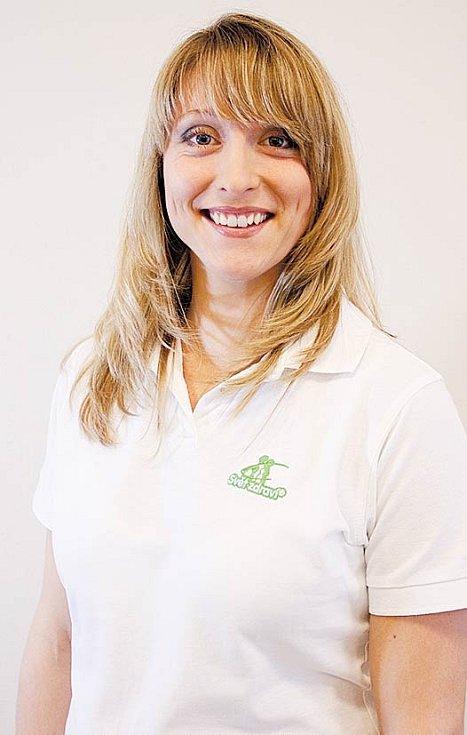 Ing. Monika Bartolomějová, nutriční specialistka sítě výživových poraden NUTRIADAPT Weight Management Clinic.