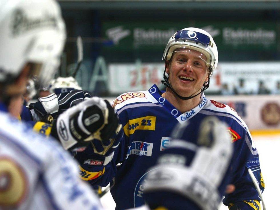 Střelec druhého gólu Martin Adamský.