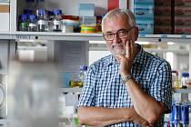 Profesor Libor Grubhoffer, ředitel Biologického centra Akademie věd ČR.