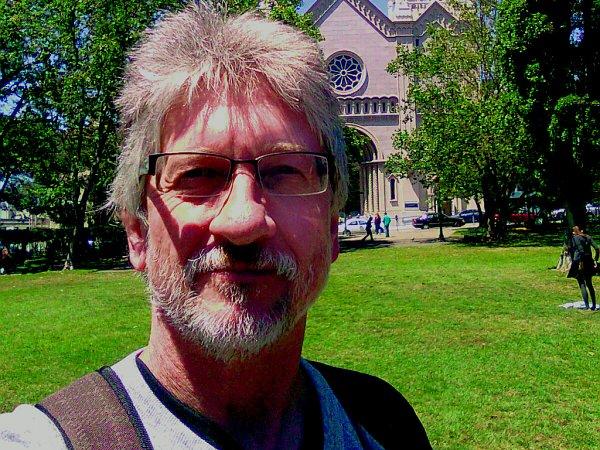 Bývalý učitel a speciální pedagog Martin Odehnal.