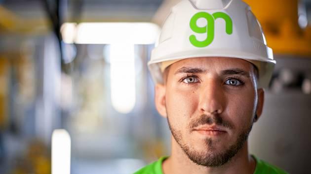 GasNet, největší distributor zemního plynu v České republice, představuje veřejnosti nové logo.