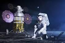 Návrh nového skafandru pro misi Artemis
