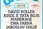 Pozvánka na open air festival Okoř 2016.