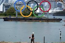 Olympijské hry v Tokiu.