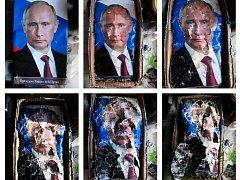 Devět stádií rozpadu Vladimira Putina.