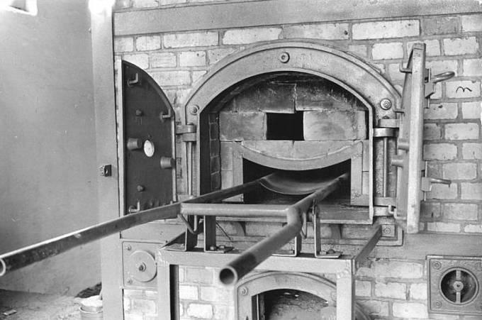 Krematorium v táboře Ravensbrück