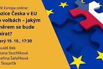 Café Evropa: Česká evropská politika na rozcestí