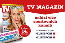 TV Magazín vychází 14. května