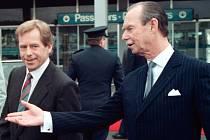 Ve věku 98 let zemřel velkovévoda Jean, který vedl Lucembursko v letech 1964 až 2000.