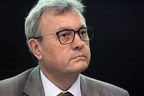 Prezident Hospodářské komory ČR Vladimír Dlouhý.