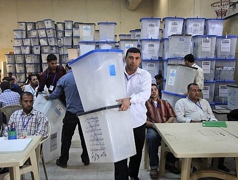 Nedělní volby v Iráku
