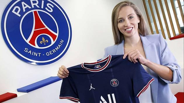 Barbora Votíková přestoupila do slavného PSG.