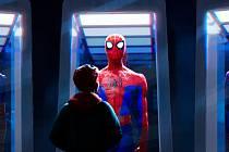 Nový animovaný film se Spider-Manem