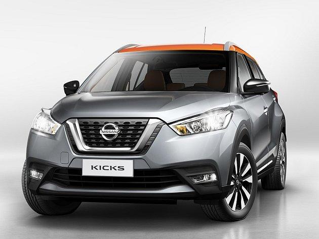 Nissan Kicks.
