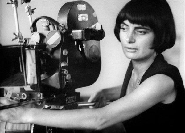 Režisérka Agnès Varda vdobě Nové vlny
