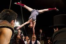 Hlavní hvězdou druhého ročníku festivalu LeDní Letná, což je vánoční speciál Mezinárodního festivalu nového cirkusu a divadla Letní Letná, se stane francouzský akrobatický soubor Akoreacro.