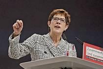 Annegret Krampová-Karrenbauerová